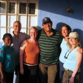 Hands on Haiti / Trauma Resources International team in Haiti.