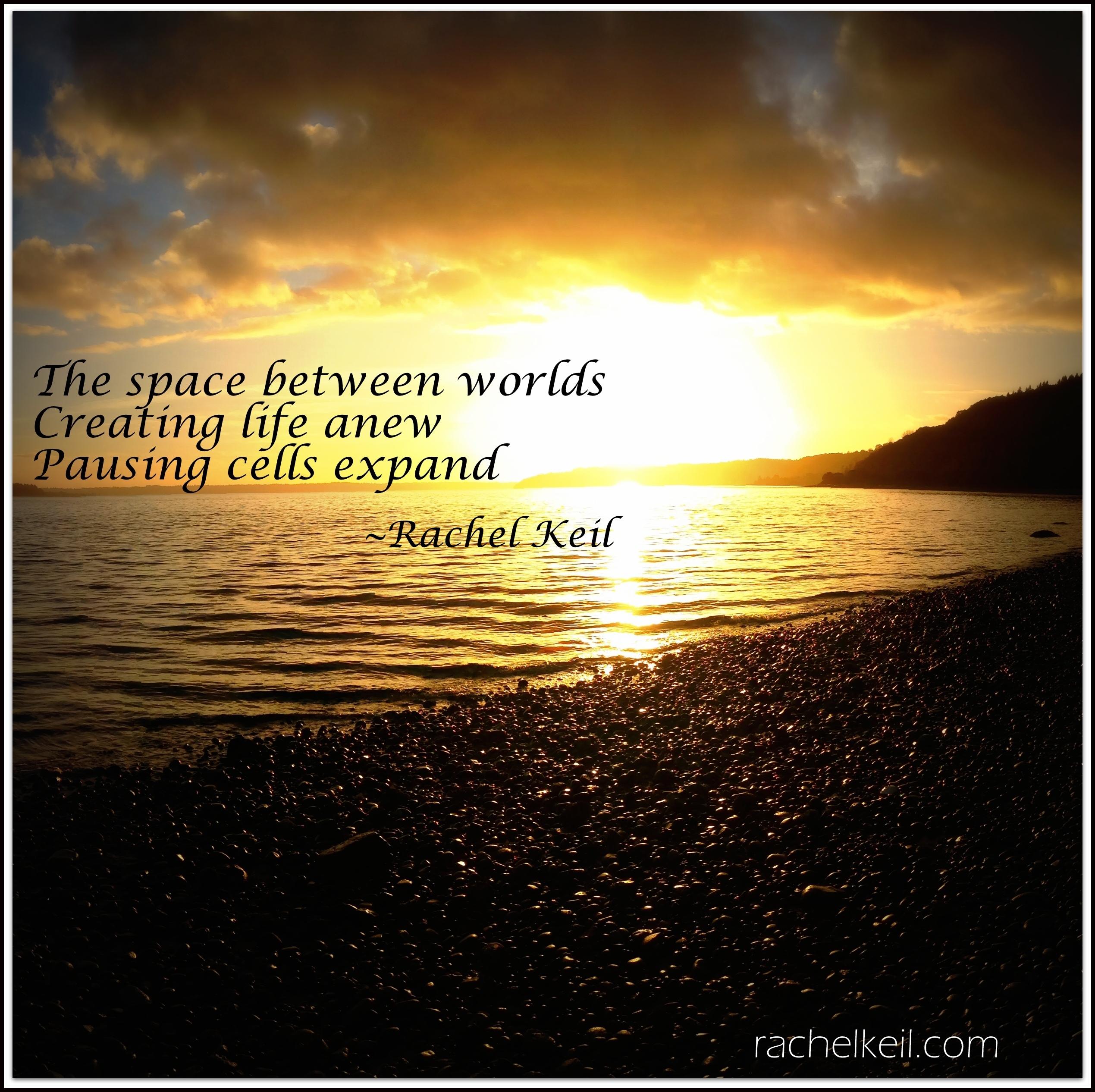 Space Between Worlds-Haiku Blog
