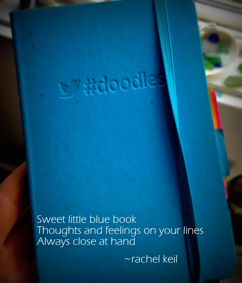 little blue book-Blog Haiku