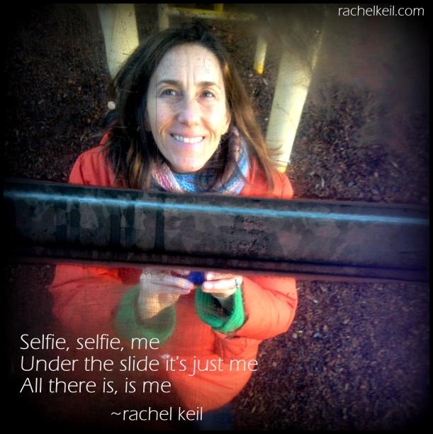 Selfie, selfie, me-Blog Haiku